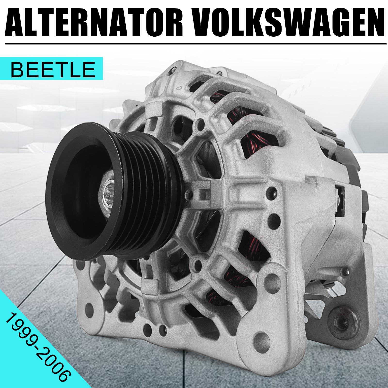 New Alternator 1.8 1.8L 2.0 2.0L Audi A4 02 03 04 05 06 07 08 09 2002 2003 2004
