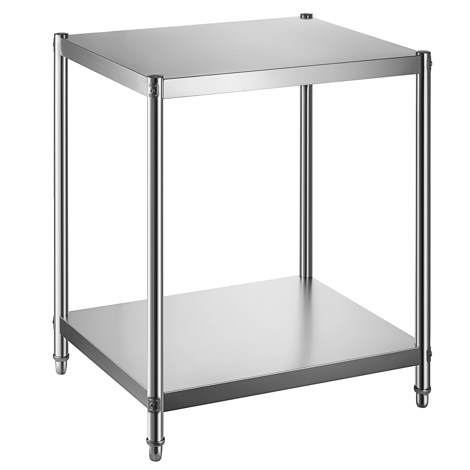 """24""""x24"""" Stainless Steel Kitchen Work Prep Table Bench ..."""