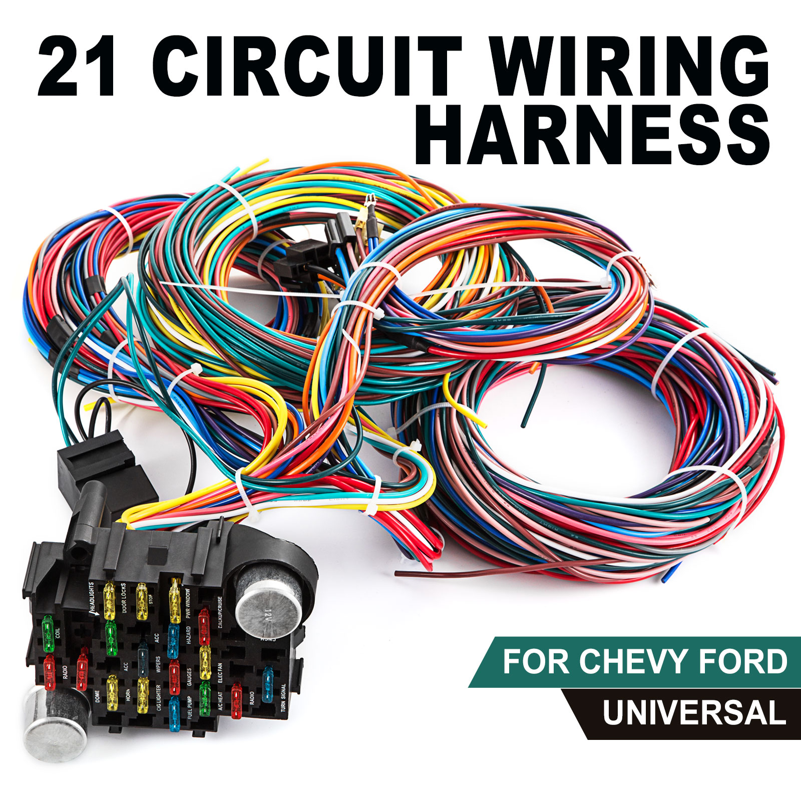 Factory Fit Wiring Harness
