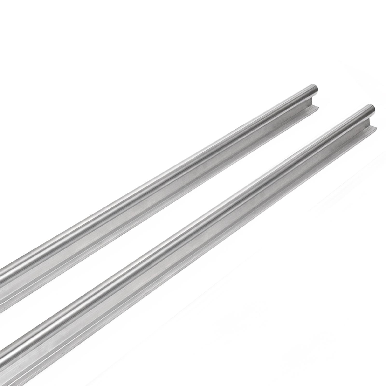 2Pcs-SBR20-1200mm-Linear-Slide-Guide-Shaft-Rail-4Pcs-SBR20UU-Bearing-Block-CNC thumbnail 9