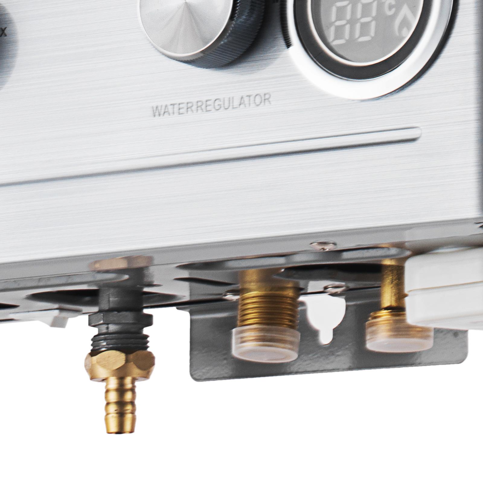 12L Natural Gas Durchlauferhitzer Warmwasserbereiter Warmwasserboiler