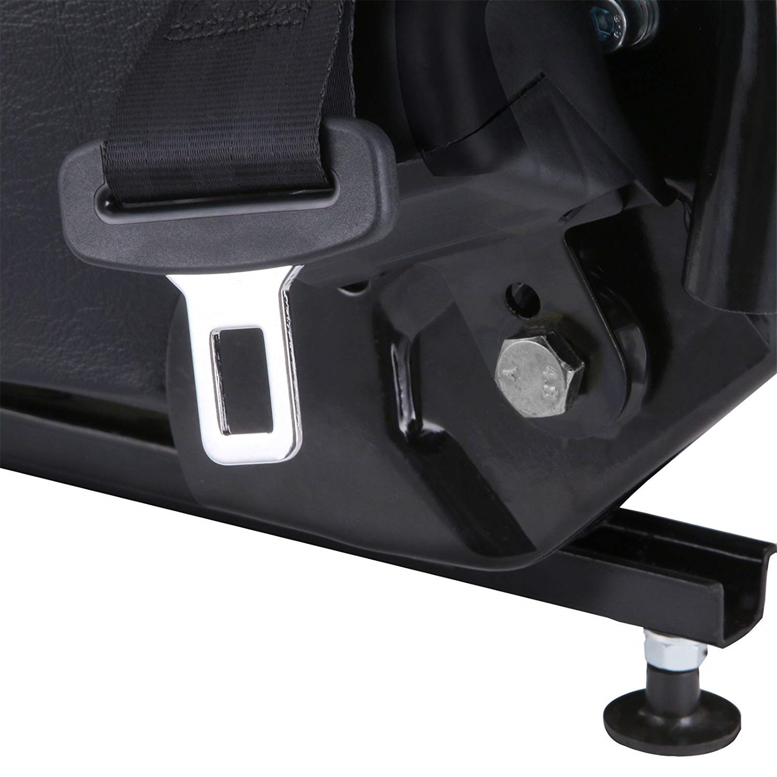 New Universal Folding Forklift Seat Premium Quality Fits Nissan Free shipping