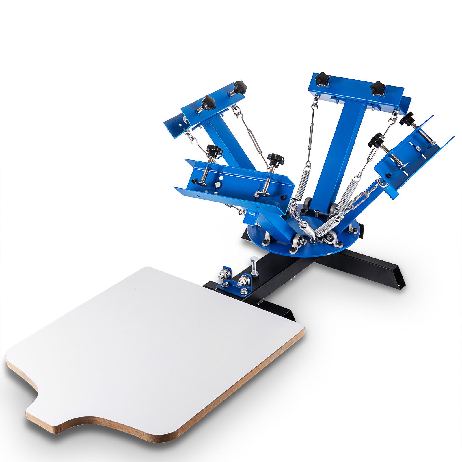 T-Shirt DIY Starter Kit Siebdruck Sieb Rakel Emulsion Alu Rahmen Squeegee