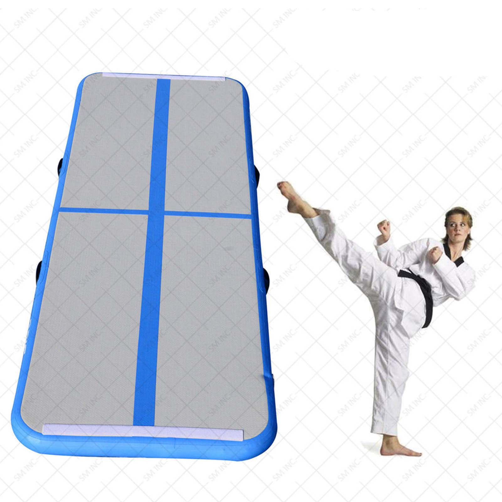 Usa Stock Air Track Floor Home Gymnastics Tumbling Mats